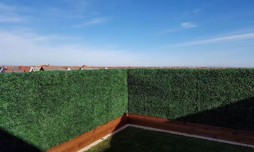 Uland artificial hedge for rooftop
