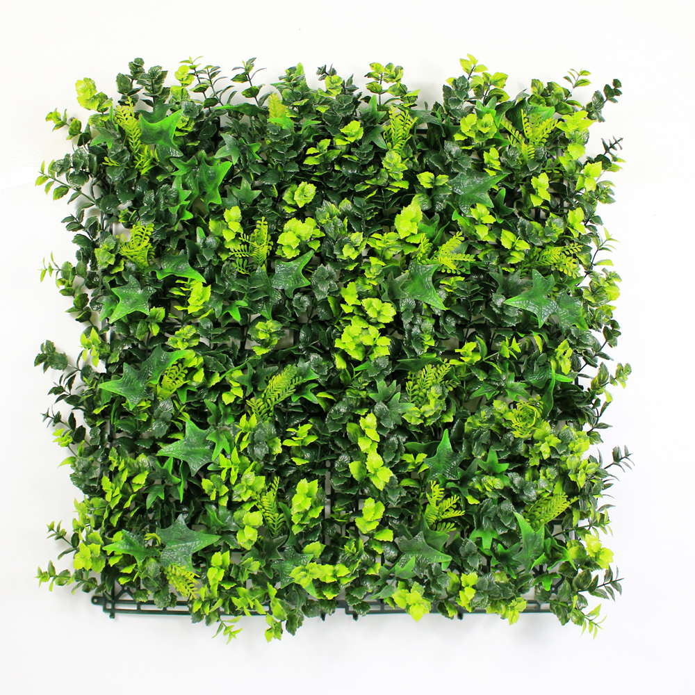 artificial hedge fence panel