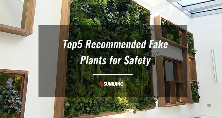 Top Recommended Fake Plants for Safety Indoors & Outdoors